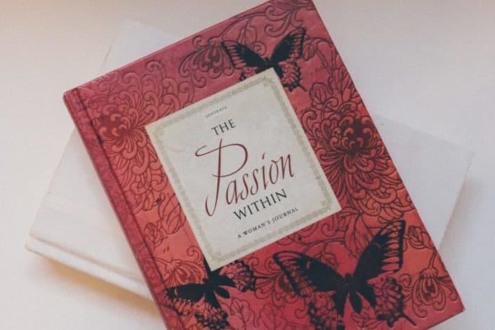 Un libro llamado la pasión interior